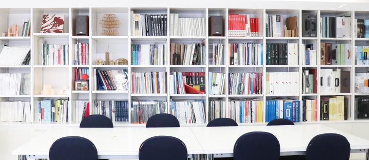インテリアデザイン学科教室