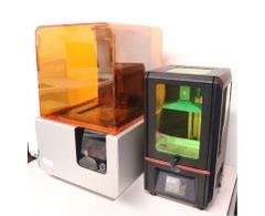 3Dプリンター完備!