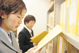 学生の就職活動をしっかりバックアップ