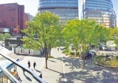 博多駅 駅前広場