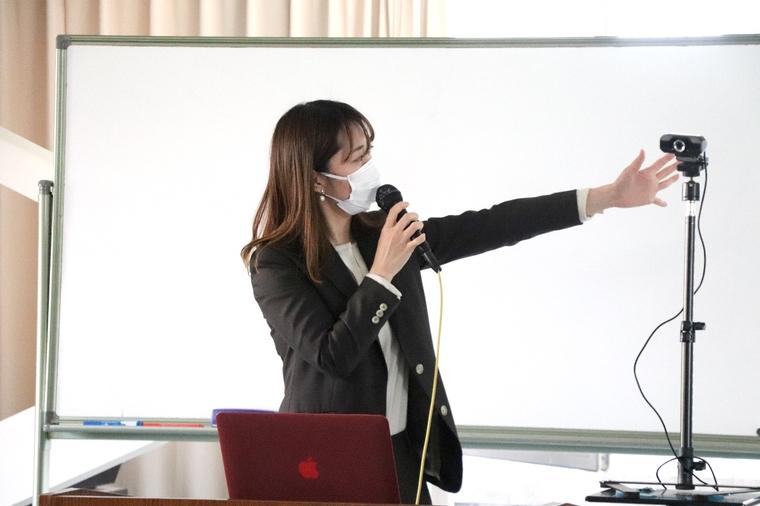 オフィスカジュアル講座